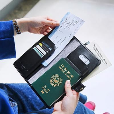 THE JOURNEY NO SKIMMING PASSPORT VER.4