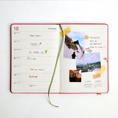2020 Appointment Planner [B6 Free Weekly]