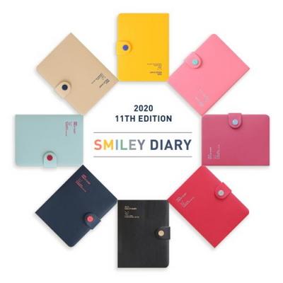 2020 SMILEY DIARY ver.11