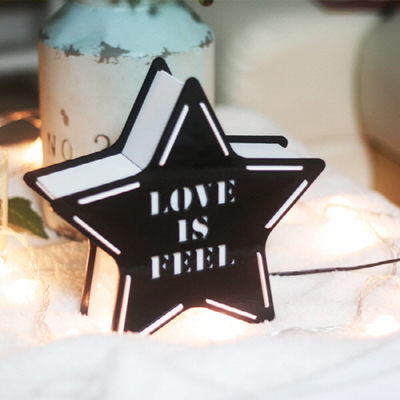 LOVE IS FEEL - STAR 카피라이트