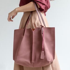 W18-프런트 스웨이드 숄더백 - 여성가방 숄더백 데일리백