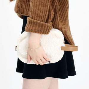 W20-슈가핸드 양털백- 여성가방 숄더백 데일리백