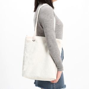 W21-테디 양털백- 여성가방 숄더백 데일리백