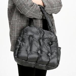 W24-오트리패딩 숄더백- 여성가방 숄더백 데일리백