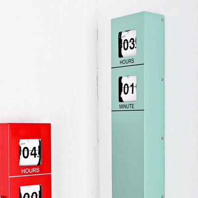 (kts066)팬들럼플립시계 민트