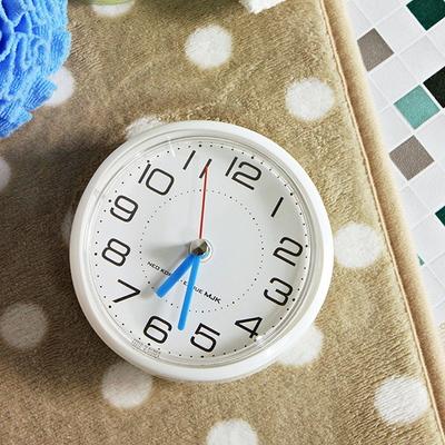 (kthx0452)욕실 흡착시계 (12숫자)