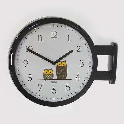 (ktk124)키다리 양면시계 부엉이 K