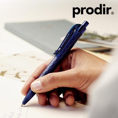 (500개) 프로디아 패턴펜 QS01  판촉볼펜 기념품 홍보용펜 prodir