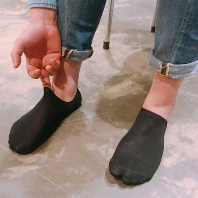 여름 남성 실리콘 페이크삭스 발목양말 논슬립양말