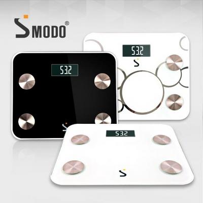 에스모도 MS-103-2 블루투스 앱연동 스마트 체지방 체중계 小