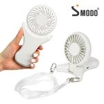 (목걸이증정) 3in1 휴대용 미니 선풍기 SMODO-156