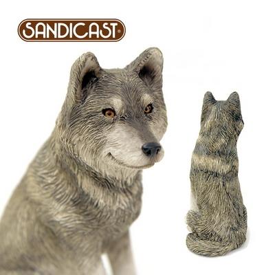 멕시칸 늑대 WOLF (SITTING) MS507