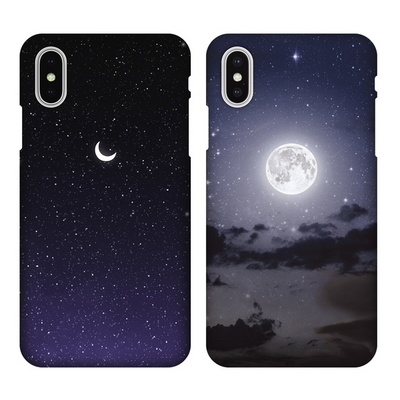 나인어클락 문 달 슬림 하드 케이스 - 아이폰11 PRO