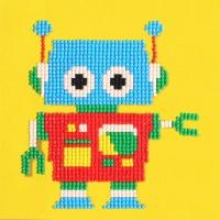 MCA 젬콕페인팅(보석십자수) 로봇