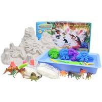 촉촉이모래 SANDS ALIVE 공룡놀이세트