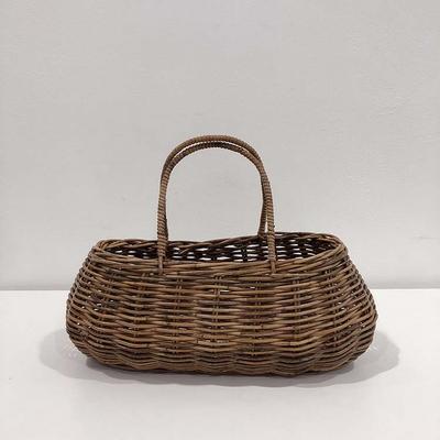 라탄 홍등바구니 가방