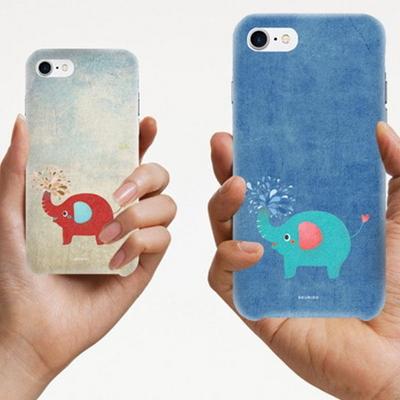 아이폰6s플러스 Gp하드케이스 빈티지코끼리
