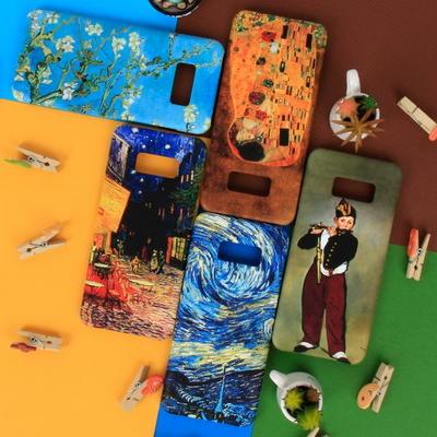 LG G6(LGM-G600) IC하드케이스 Gallery명화