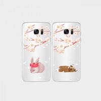 갤럭시J5 2017 (J530) 투명케이스 GPJ-벚꽃나무아래