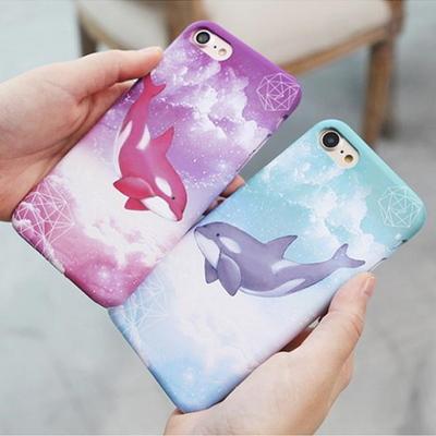 아이폰6s플러스 Delfin 하드케이스