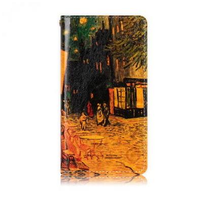 갤럭시A9 2018 (A920) Suk-Gallery 명화 지갑 다이어리 케이스