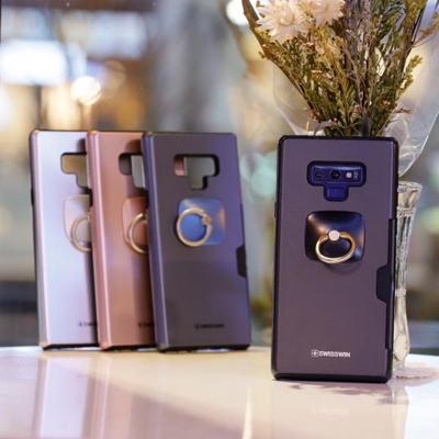 LG V40 (LG V409) Anillo-R 카드 범퍼 링케이스