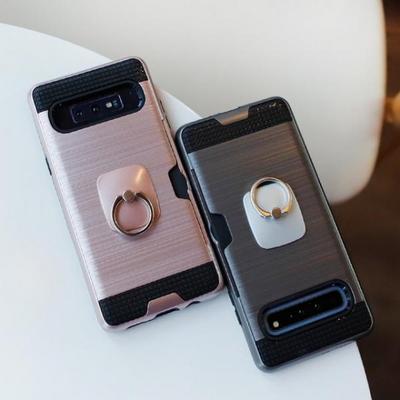 LG V30 (LG V300) Obli-R2 카드 범퍼 링케이스