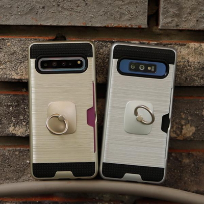 갤럭시노트8 (N950) Obli2-R2 카드 범퍼 링케이스