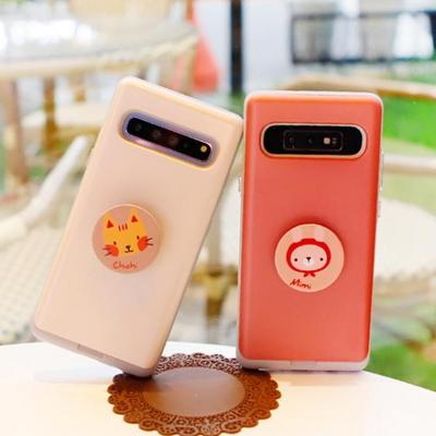 LG X6 2019 (LG X625) Liso-GelatoTok 그립톡 카드 범퍼 케이스
