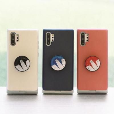 아이폰7 Liso-3OsoTok 카드 범퍼 케이스