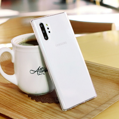 LG G8 (LG G820) Bien 클리어 투명 젤리 케이스