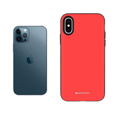 아이폰12 아이폰12프로 자석 도어 범퍼케이스