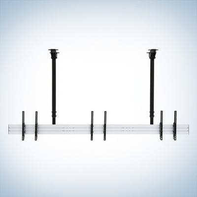 천장형 메뉴보드 거치대 MB-3 봉길이 최대 1.75m 듀얼 메뉴보드 거치대