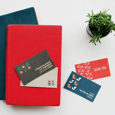 SCANDINAVIA MINI CARD SET