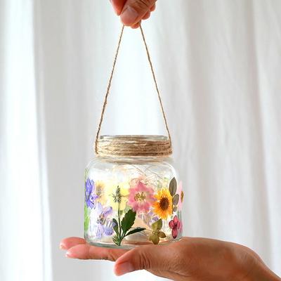 압화유리등 DIY 만들기세트 나연맘 미술놀이
