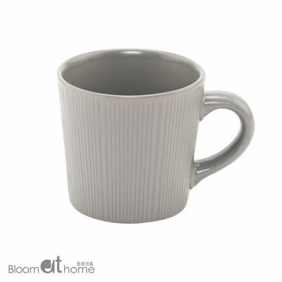 노르딕 머그컵 (라이트그레이) 2P