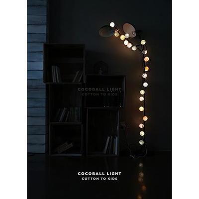 코코볼라이트 - 로맨스 - LED 코튼볼라이트