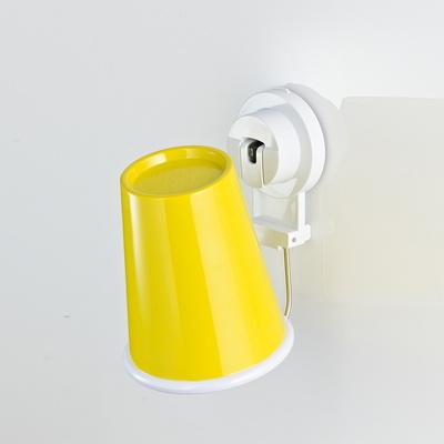 스파이더락 원터치 컴팩트 양치컵걸이 흡착식