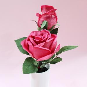 장미 LED 조명(pink)