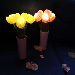 튤립 LED pot
