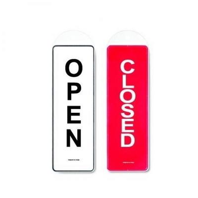Open Closed(걸이용 양면) 표지판 9156