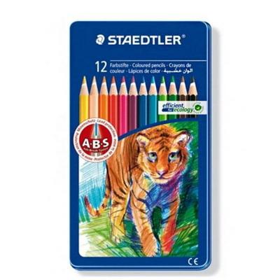 스테들러 노리스클럽 145AM 12색 색연필세트