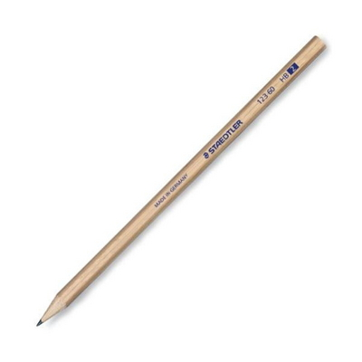 스테들러 우드 123-60 연필