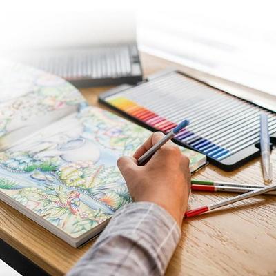 스테들러 카라트 아쿠아 수채 낱개 색연필 125