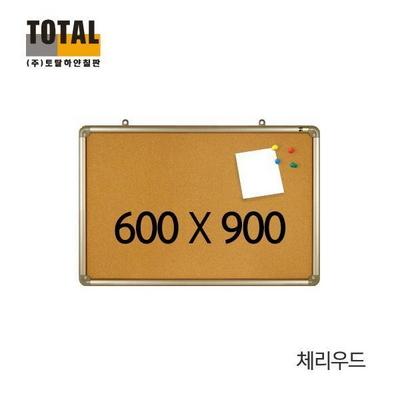 토탈 콜크 체리우드 게시판 600X900