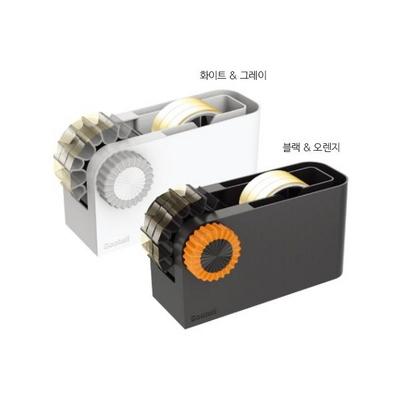 3M 스카치 테이프 디스펜서 3in용(화이트n그레이)