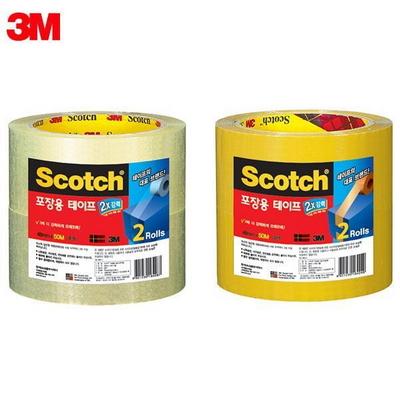 3M 스카치 3615R-2 포장용 박스테이프