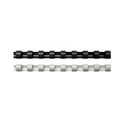 펠로우즈 플라스틱링 10mm 흰색 A4 100개 제본링