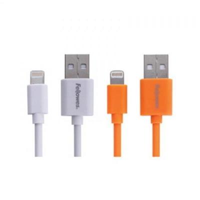 펠로우즈 iPhone용고속데이터 충전케이블 오렌지99252