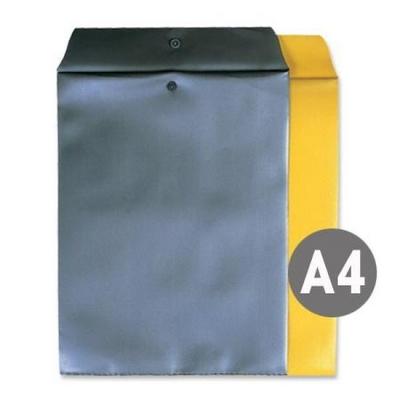 근영사 비닐 서류봉투 A4 회색 50매입 MO